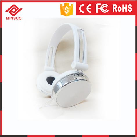 Promotional MP3 Stereo Wired Headphone for mobile Phone