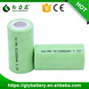 Geilienergy Rechargeable NI-MH SC1600mAh 1.2V Battery For Electric Tools