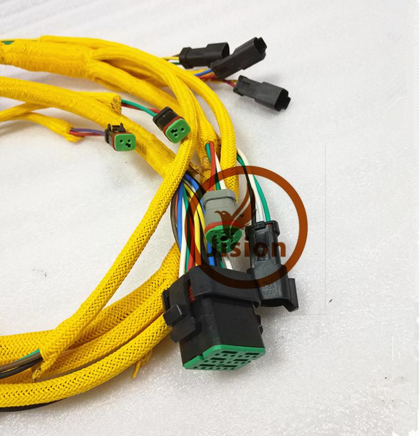 jision cat c 9 excavator engine wiring harness 230 6279 buy 230 rh alibaba com caterpillar ecm wiring harness caterpillar wiring harness issues