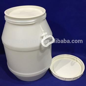 H300 30L HDPE Food Grade Plastic Drums with Air Proof Lid