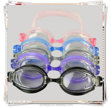 Silicone swim goggles/ swimming goggles for adults