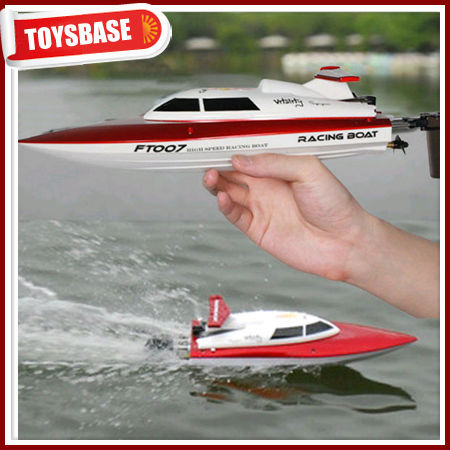 High Speed Radio rc boat kits