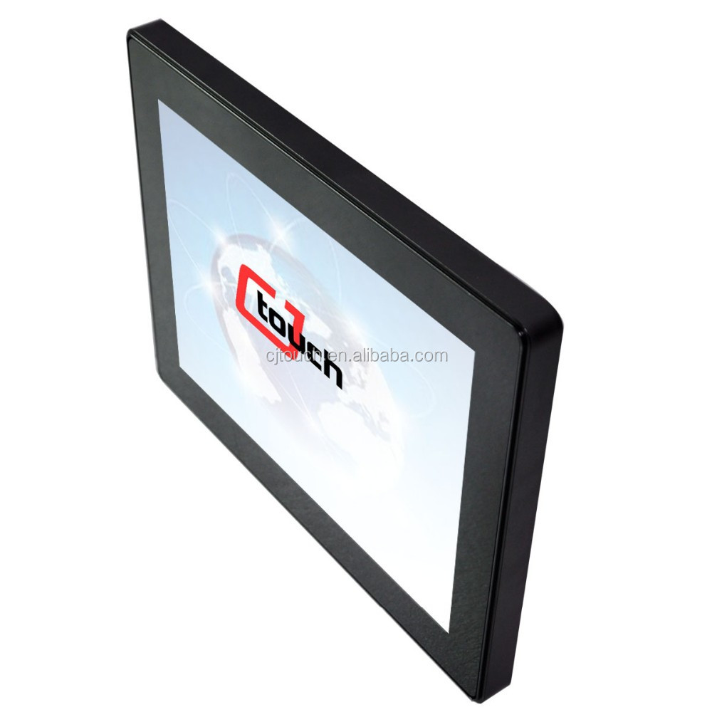 Cot121-cff02 12.1 Inch Ip65 Touch Monitor Pcap Monitor For Kiosk ...