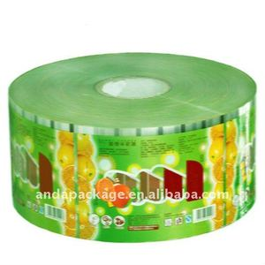 plastic label printed / bottle label shrink / pvc label