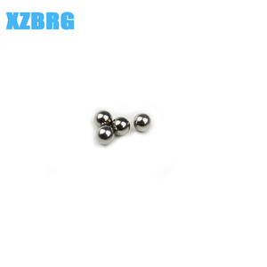 Chrome steel bearing balls 5mm with high precision