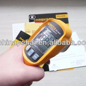 Dual Roating Lasers Fluke 62 Max Infrared Thermoemters F62 Max - Buy ... cc18fcb3f9529