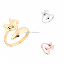 European Fashion Fox Design Tat Rings YU-0275