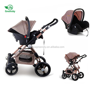 2018 Hight quality strolley baby australian standard pram strollers for hot sale golden babay stroller with en1888