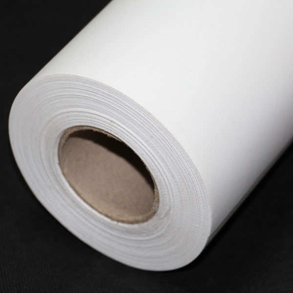 350mic Matte Waterproof 270gsm Polyester Inkjet Canvas For Pigment ...