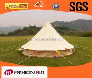[ Leshade]6M camping tent large circus tent luxury tent house camping equipment