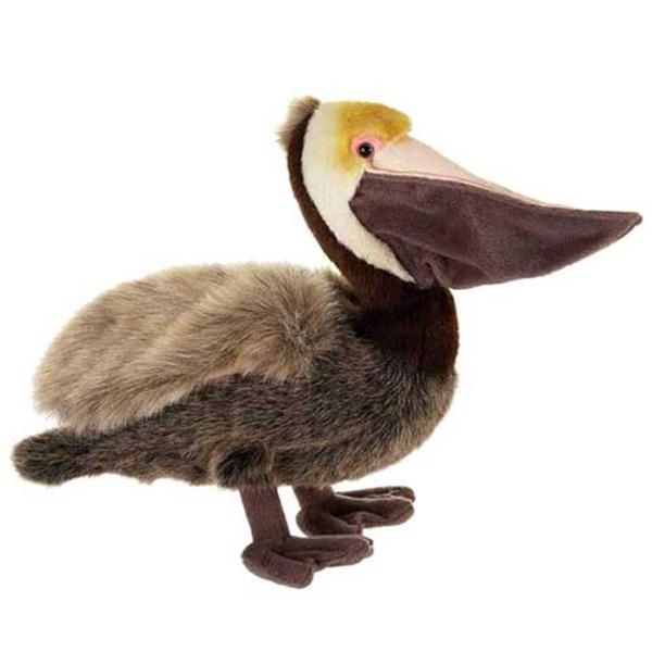 Walmart Toys Birds : Quot standing realistic customize pelican bird plush cute