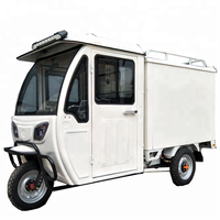 2018 Best cheap Popular 60V 1200W Three Wheel Adult Electric Tricycle for Cargo