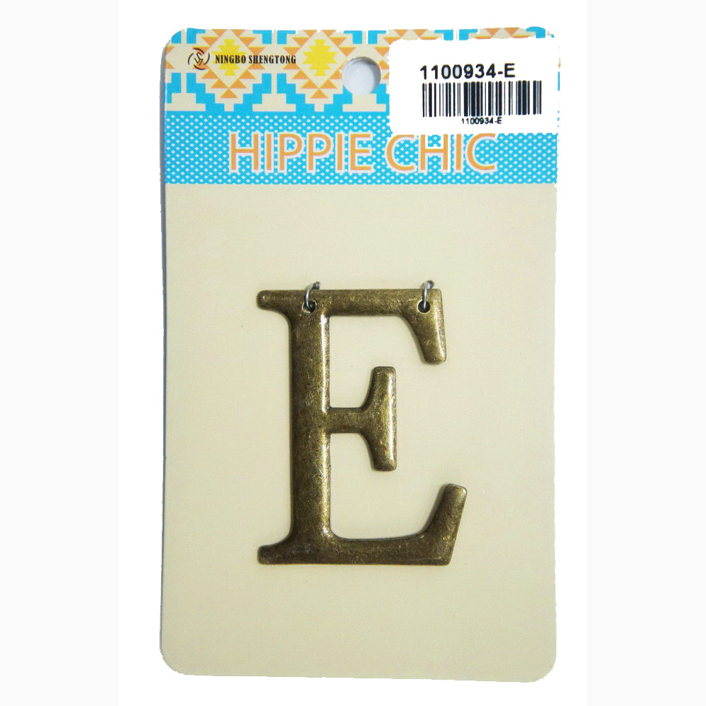 Small Metal Letters For Crafts 1100934F Letter Alloy Set 63*105Mm Small Metal Letters For Crafts