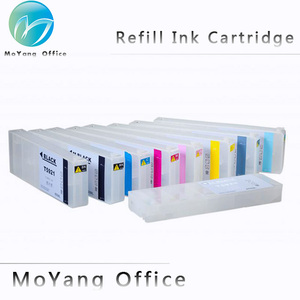 MoYang T5921-T5929 refillable ink cartridge with auto reset chip compatible for epson 11880 11880c Printer