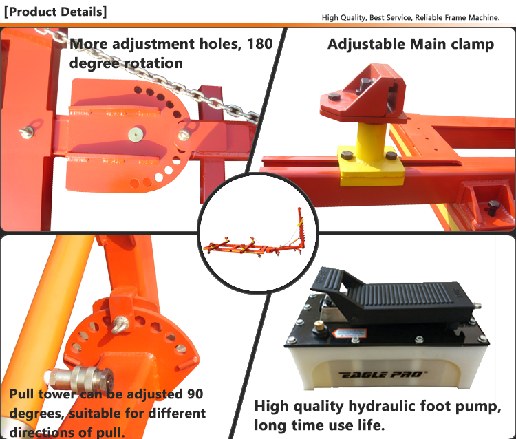 Car Body Frame Machines/auto Chassis Alignment Bench/car Body Repair ...