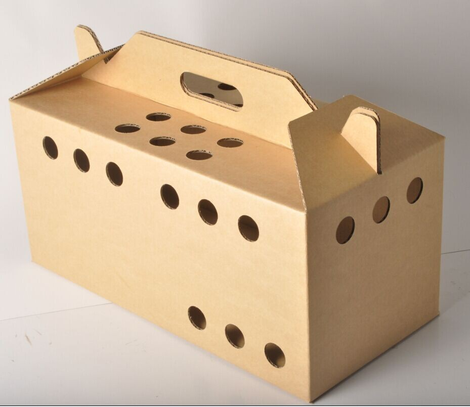 The Wholesale House >> W-b005 Cardboard Cat House Cardboard Pet Carrier/ Cat Carrier - Buy Cat Carrier,Pet Carrier ...