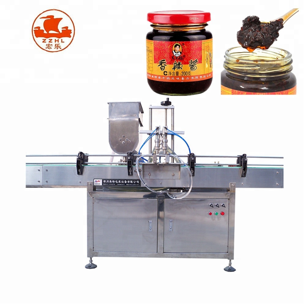 Automatic water milk  oil tomato paste mineral water liquid filling production line machine