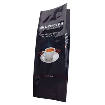 Aluminum Foil Stand-up Coffee Pouch
