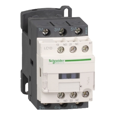High quality new types of contactor Schneider LC1D Series 24v ac electric magnetic contactor