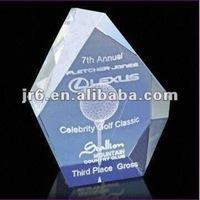 Kinsam Crystal Wholesale Crystal Glass Awards &Trophy Art Craft