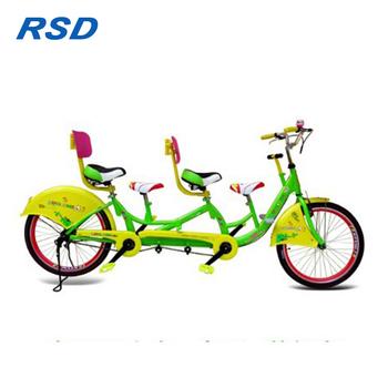 4 Seat Fun Pedal Bike Car Surrey Bike/ 2 Wheels Sightseeing Vehice For  Sale/tourism In Park Bike - Buy Bicycle Surrey Bike,Hand Brake Surrey  Bike,3