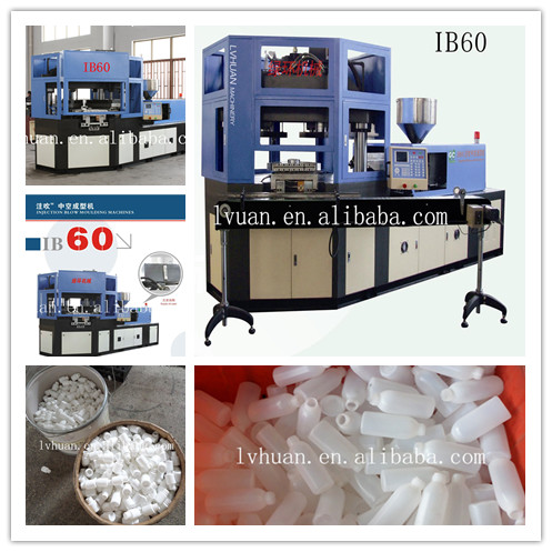 ib60 SERVE MOTOR Automatic blow moulding bottle machine price to Iran