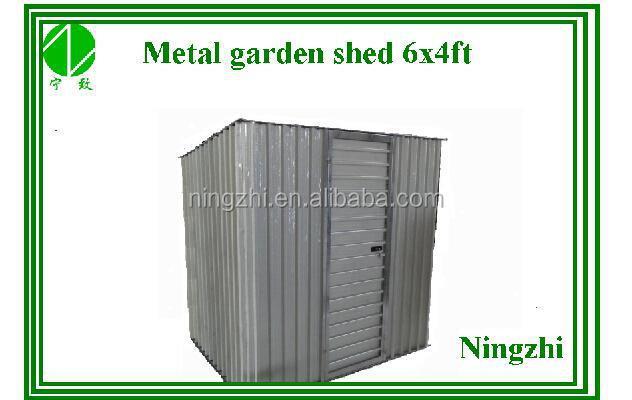Big Shed Green Metal Garden Shed  DIY Steel Kit  Storage Sheds Sale