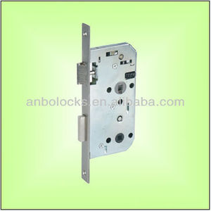 40mm Backset Brass Deadbolt Mortise Door Lock Body