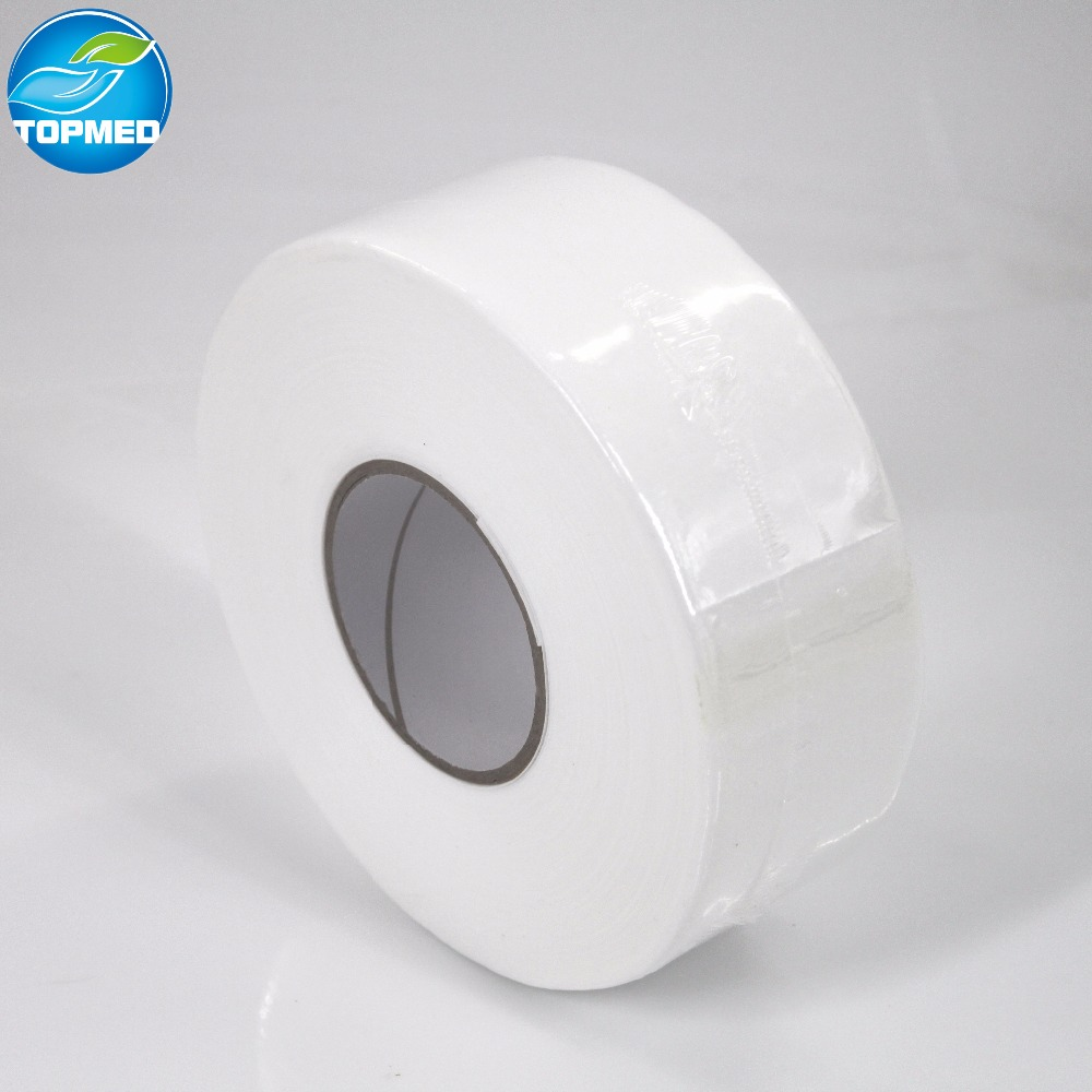 Depilatory Nonwoven Epilator Hair Removal Wax Strip Paper Roll Waxing 100 Meters