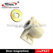 Single push latch/cabinet door magnets, Steel Mini Touch Lock