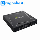 Smart pendoo X10 plus S905X2 4g 32g android 8.1tv box global tv box android tv box wifi adapter