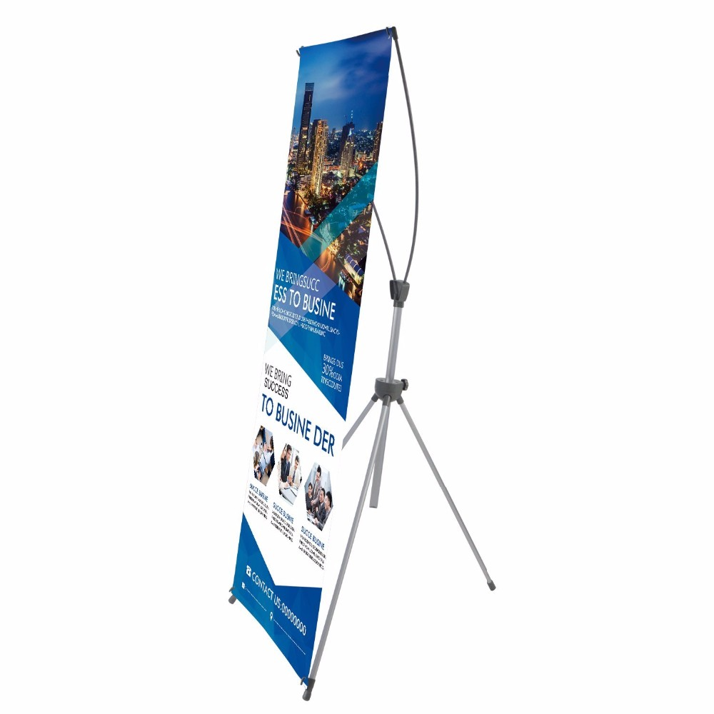 "5 pcs X Banner Stand 24/"" x 63/"" Bag Trade Show Display Advertising x stand aa"