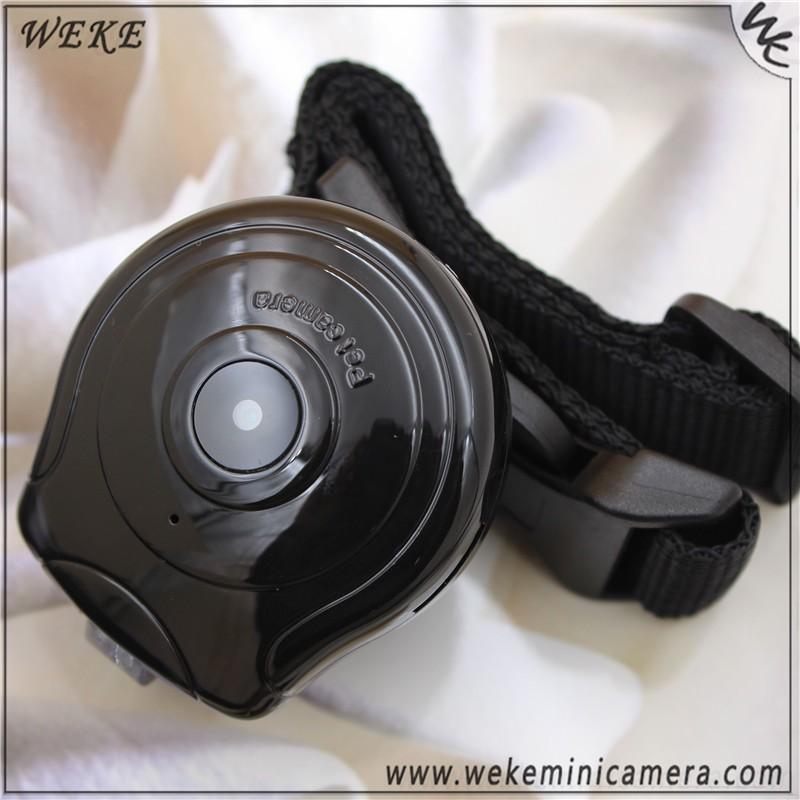 Dog Collar Spy Camera