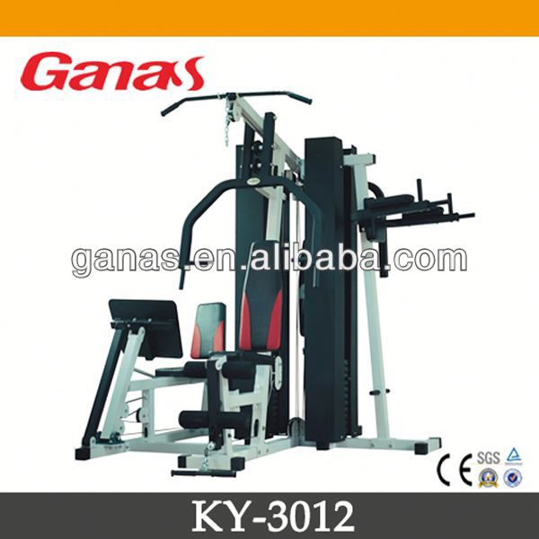 multi gym equipment 5-multi station KY-3012/five station multi gym