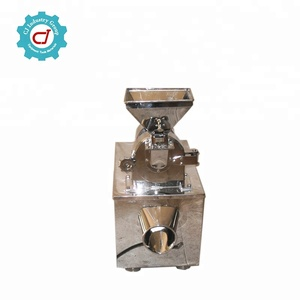 Hot sale automatic stainless steel crystal mill grinder machine