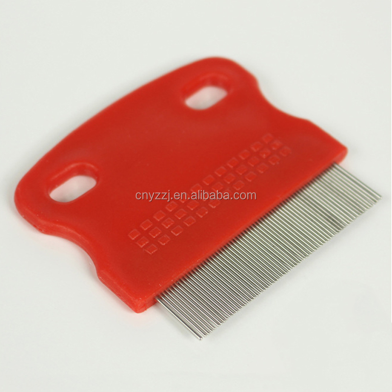 New Design Beautiful Dog Product Anti Lice Comb Brush