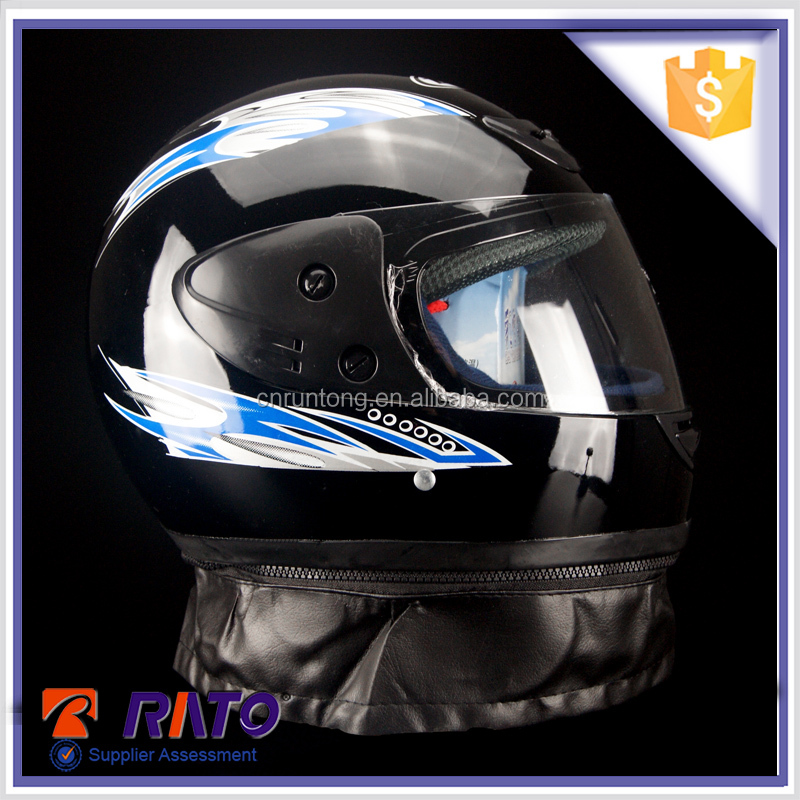 Stylish shoei full face motorcycle beanie helmets