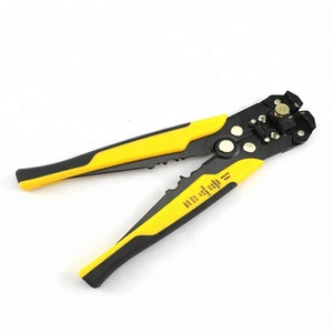 Handle Multi-Function Automatic wire tools Coaxial Cable Cutter klein crimper and cable tool Stripper (T5103)