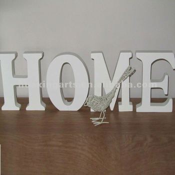 where to buy wooden letters white home wooden letter buy wooden letter cheap wooden 25632 | white home wooden letter.jpg 350x350