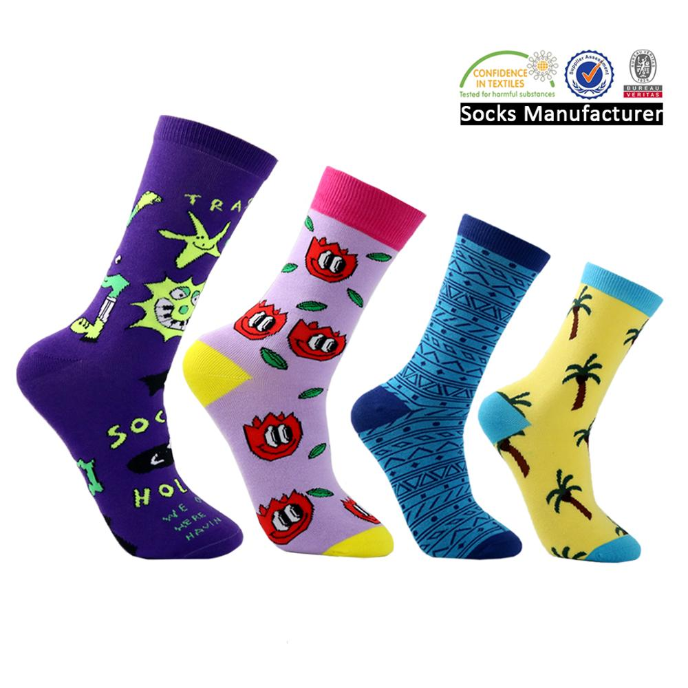 5 Pairs Happy Socks Colorful Cotton Winter Funny Dress Mens Socks Brand Art Novelty Warm Socks Funky Fancy Do You Want To Buy Some Chinese Native Produce? Underwear & Sleepwears