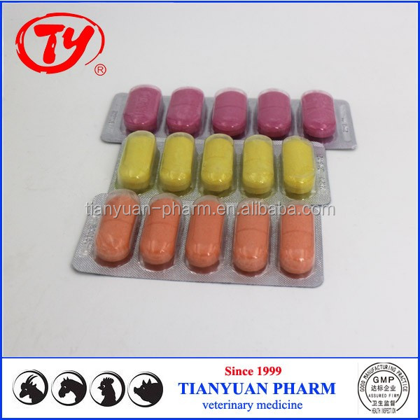 High Quality 300mg,400mg,500mg,600mg Albendazole Tablet