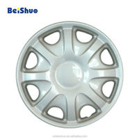 Hubcaps for Corolla (Pack of 4) Plastic Wheel Covers