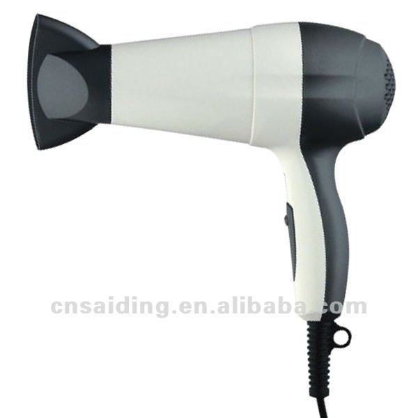 Salon Hair Drier with Portable Hanging-up Loop