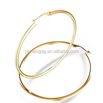 New Design Earrings 24kt Gold Model 2017