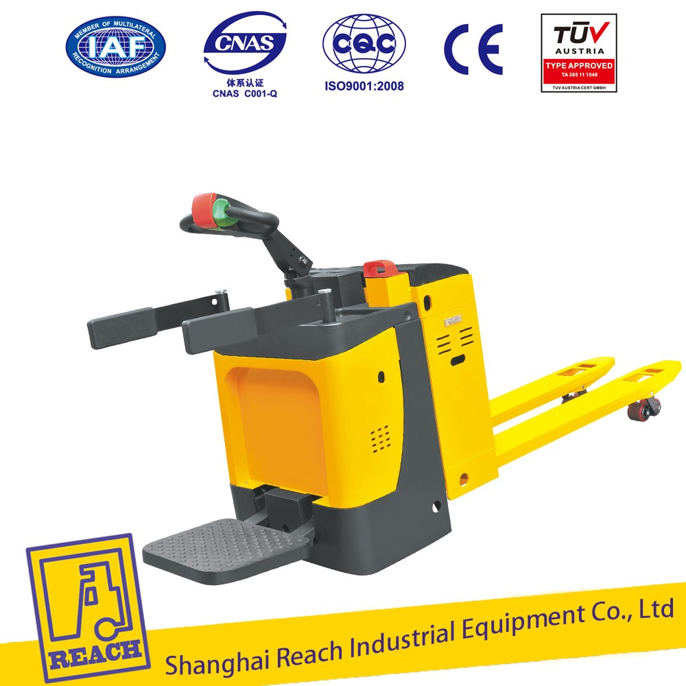 Durable Service Hot Sale Electric Pallet Truck For Indoor