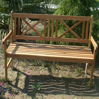 Useful handmade cheap wooden bench for sale