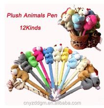Plush toy pen/ wholesale plush pencil toy