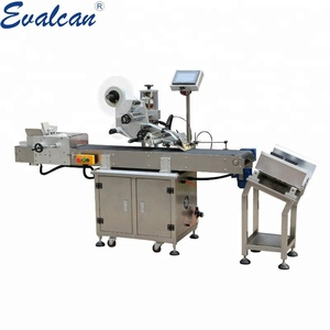 Full automatic separate page labeling machine
