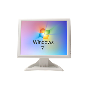 Wholesale Medical White color 15 Inch Led Monitor Ultrasound Machine