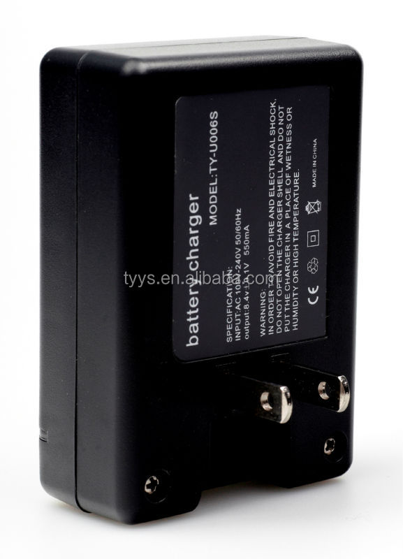 Small battery charger for NPF 970S/750S